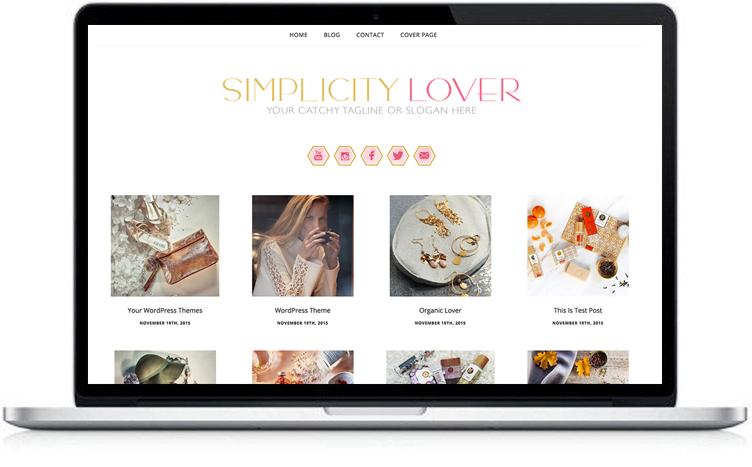 simplicity lover