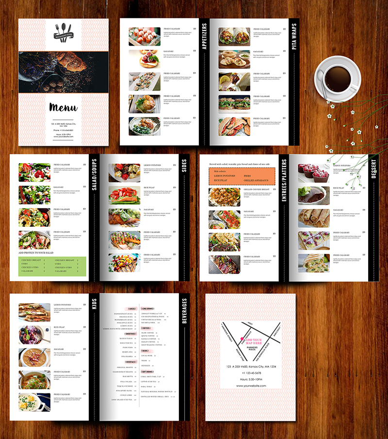 Menu Designs and custom menu design, aiwsolutions.net provide much more than just menu design!  aiwsolutions.net offers unique  Menu Designs and custom menu for restaurants, bars, hotels and resorts, nightclubs and other industries.