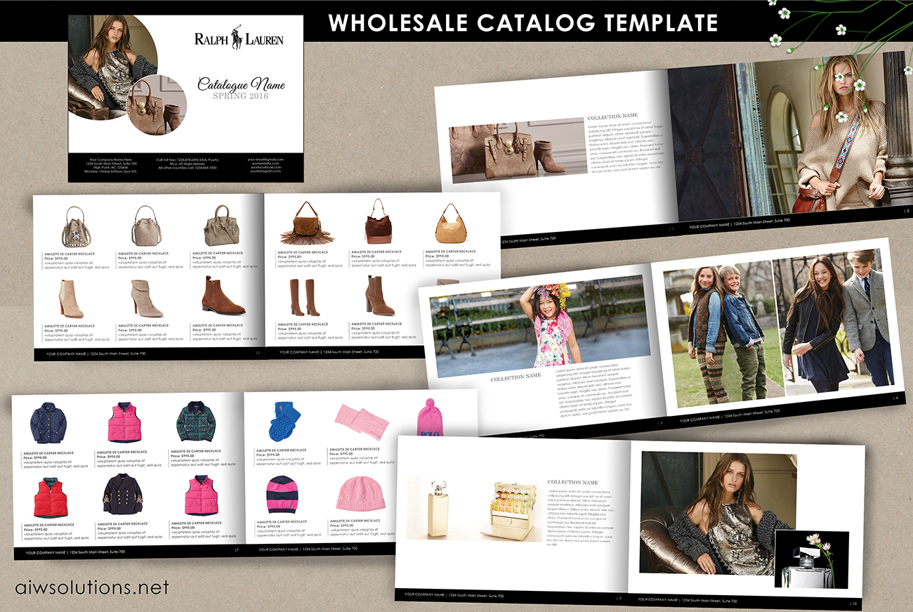 Ms word tutorials knowledge 2 share for Microsoft word catalog template